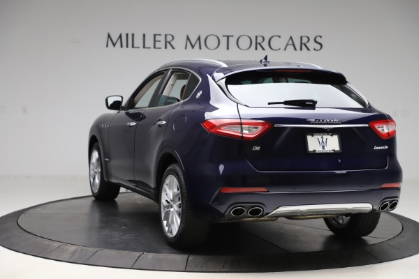 New 2019 Maserati Levante GranLusso for sale Sold at Pagani of Greenwich in Greenwich CT 06830 5