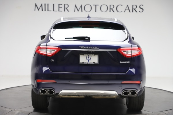 New 2019 Maserati Levante GranLusso for sale Sold at Pagani of Greenwich in Greenwich CT 06830 6