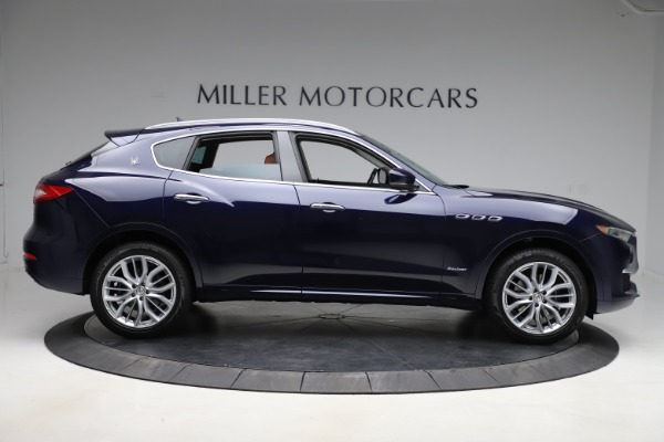 New 2019 Maserati Levante GranLusso for sale Sold at Pagani of Greenwich in Greenwich CT 06830 9