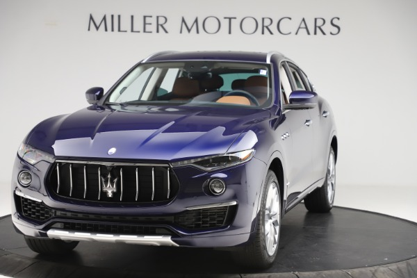 New 2019 Maserati Levante GranLusso for sale Sold at Pagani of Greenwich in Greenwich CT 06830 1