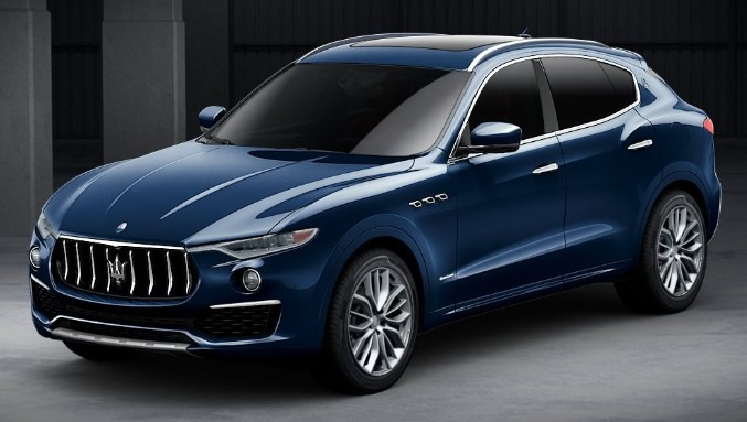New 2019 Maserati Levante Q4 GranLusso for sale Sold at Pagani of Greenwich in Greenwich CT 06830 1
