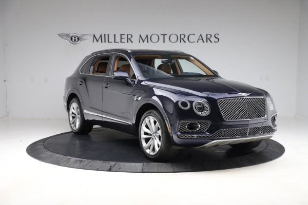 Used 2017 Bentley Bentayga W12 for sale $149,900 at Pagani of Greenwich in Greenwich CT 06830 11