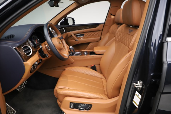 Used 2017 Bentley Bentayga W12 for sale $149,900 at Pagani of Greenwich in Greenwich CT 06830 19
