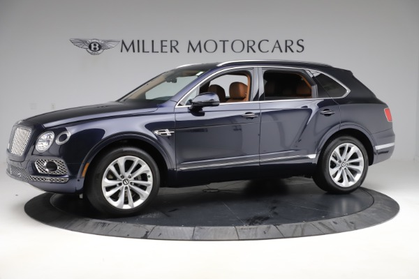 Used 2017 Bentley Bentayga W12 for sale $149,900 at Pagani of Greenwich in Greenwich CT 06830 2