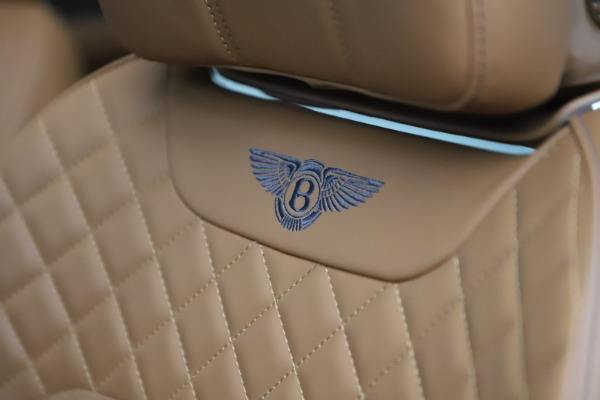 Used 2017 Bentley Bentayga W12 for sale $149,900 at Pagani of Greenwich in Greenwich CT 06830 21