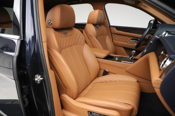 Used 2017 Bentley Bentayga W12 for sale $149,900 at Pagani of Greenwich in Greenwich CT 06830 28