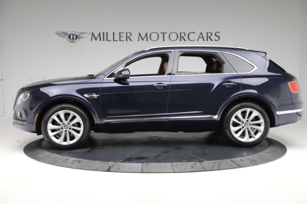 Used 2017 Bentley Bentayga W12 for sale $149,900 at Pagani of Greenwich in Greenwich CT 06830 3