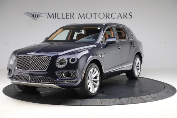 Used 2017 Bentley Bentayga W12 for sale $149,900 at Pagani of Greenwich in Greenwich CT 06830 1