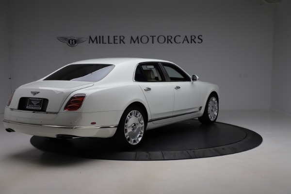Used 2016 Bentley Mulsanne for sale Sold at Pagani of Greenwich in Greenwich CT 06830 8