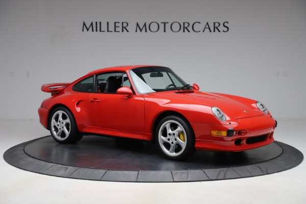 Used 1997 Porsche 911 Turbo S for sale $429,900 at Pagani of Greenwich in Greenwich CT 06830 11
