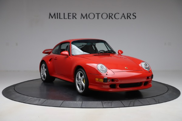 Used 1997 Porsche 911 Turbo S for sale $429,900 at Pagani of Greenwich in Greenwich CT 06830 12