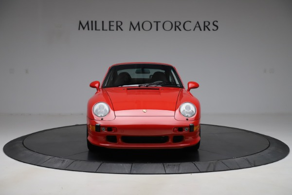 Used 1997 Porsche 911 Turbo S for sale $429,900 at Pagani of Greenwich in Greenwich CT 06830 13