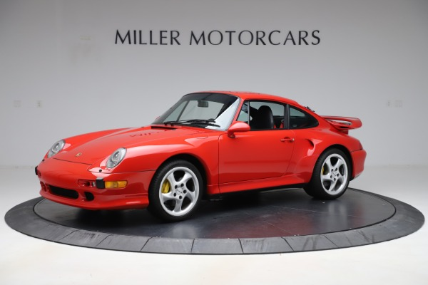 Used 1997 Porsche 911 Turbo S for sale $429,900 at Pagani of Greenwich in Greenwich CT 06830 2