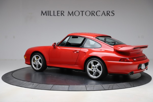 Used 1997 Porsche 911 Turbo S for sale $429,900 at Pagani of Greenwich in Greenwich CT 06830 4