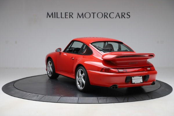 Used 1997 Porsche 911 Turbo S for sale $429,900 at Pagani of Greenwich in Greenwich CT 06830 6