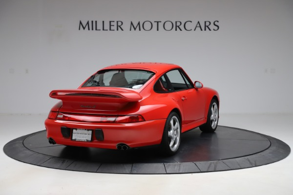 Used 1997 Porsche 911 Turbo S for sale $429,900 at Pagani of Greenwich in Greenwich CT 06830 8