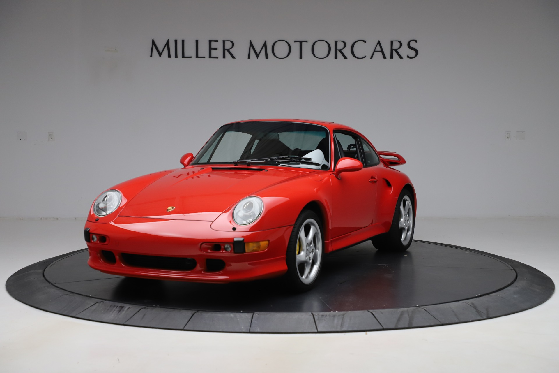 Used 1997 Porsche 911 Turbo S for sale $429,900 at Pagani of Greenwich in Greenwich CT 06830 1