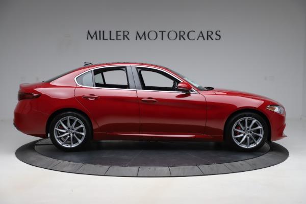 New 2020 Alfa Romeo Giulia Q4 for sale Sold at Pagani of Greenwich in Greenwich CT 06830 9