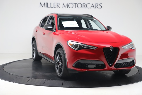 New 2020 Alfa Romeo Stelvio Q4 for sale Sold at Pagani of Greenwich in Greenwich CT 06830 11