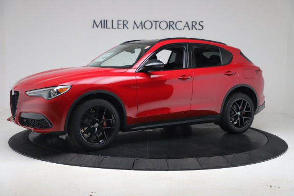 New 2020 Alfa Romeo Stelvio Q4 for sale Sold at Pagani of Greenwich in Greenwich CT 06830 2