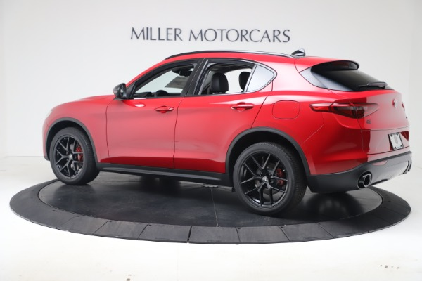 New 2020 Alfa Romeo Stelvio Q4 for sale Sold at Pagani of Greenwich in Greenwich CT 06830 4