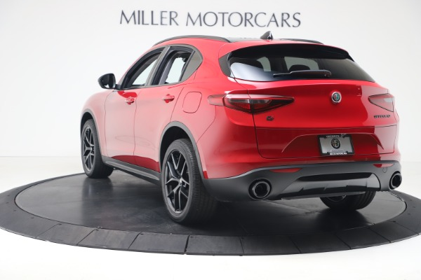New 2020 Alfa Romeo Stelvio Q4 for sale Sold at Pagani of Greenwich in Greenwich CT 06830 5