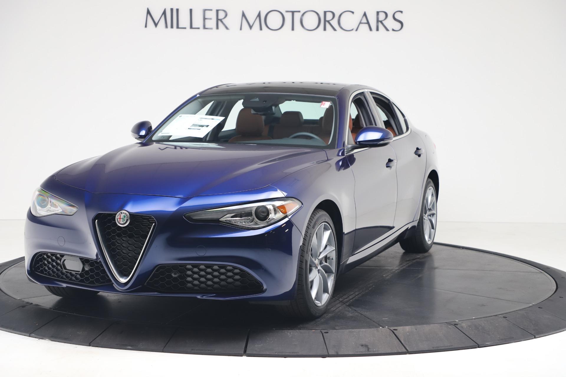 New 2020 Alfa Romeo Giulia Q4 For Sale (Special Pricing