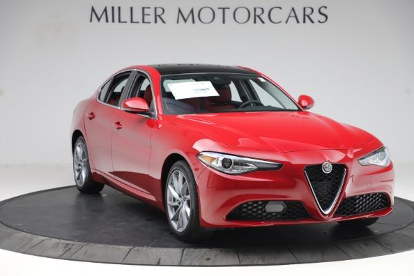 New 2020 Alfa Romeo Giulia Q4 for sale $45,740 at Pagani of Greenwich in Greenwich CT 06830 11