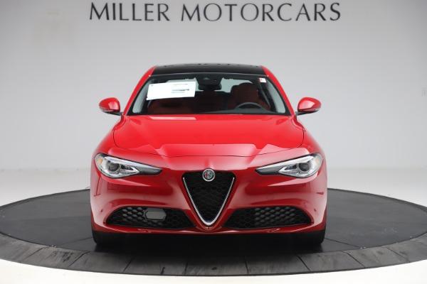 New 2020 Alfa Romeo Giulia Q4 for sale $45,740 at Pagani of Greenwich in Greenwich CT 06830 12