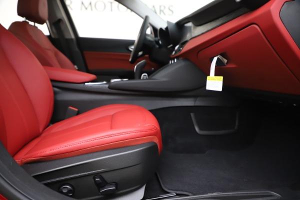 New 2020 Alfa Romeo Giulia Q4 for sale $45,740 at Pagani of Greenwich in Greenwich CT 06830 23