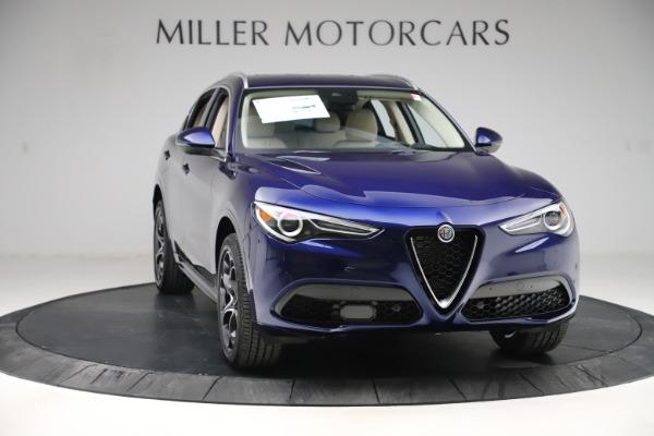 New 2020 Alfa Romeo Stelvio Ti Lusso Q4 for sale $55,790 at Pagani of Greenwich in Greenwich CT 06830 11