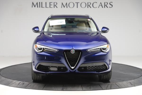 New 2020 Alfa Romeo Stelvio Ti Lusso Q4 for sale $55,790 at Pagani of Greenwich in Greenwich CT 06830 12
