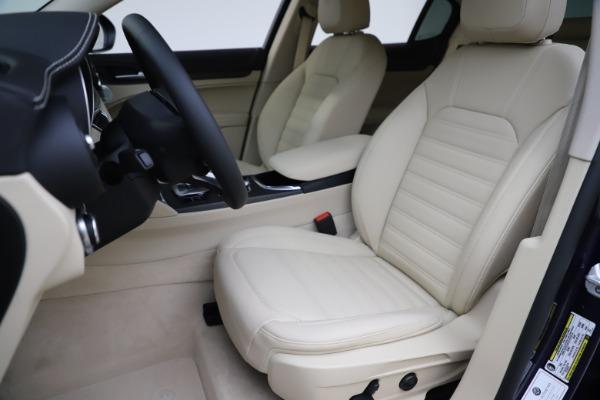 New 2020 Alfa Romeo Stelvio Ti Lusso Q4 for sale $55,790 at Pagani of Greenwich in Greenwich CT 06830 15
