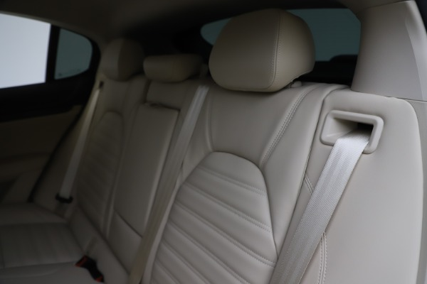 New 2020 Alfa Romeo Stelvio Ti Lusso Q4 for sale $55,790 at Pagani of Greenwich in Greenwich CT 06830 18