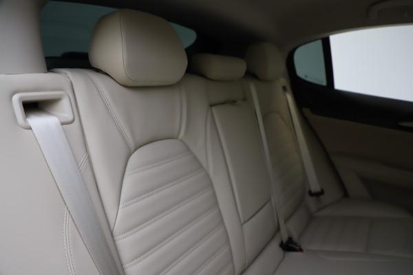 New 2020 Alfa Romeo Stelvio Ti Lusso Q4 for sale $55,790 at Pagani of Greenwich in Greenwich CT 06830 26