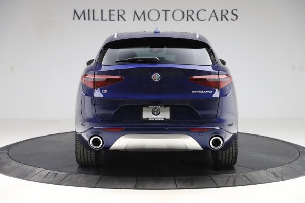 New 2020 Alfa Romeo Stelvio Ti Lusso Q4 for sale $55,790 at Pagani of Greenwich in Greenwich CT 06830 6