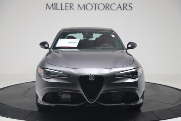 New 2020 Alfa Romeo Giulia Ti Sport Q4 for sale Sold at Pagani of Greenwich in Greenwich CT 06830 12
