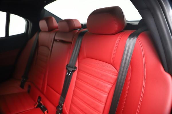 New 2020 Alfa Romeo Giulia Ti Sport Q4 for sale Sold at Pagani of Greenwich in Greenwich CT 06830 18