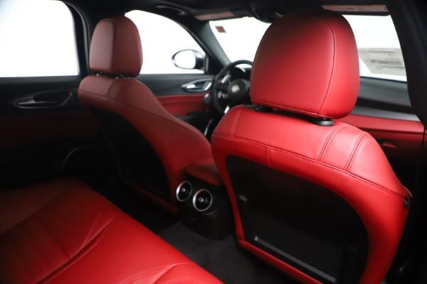 New 2020 Alfa Romeo Giulia Ti Sport Q4 for sale Sold at Pagani of Greenwich in Greenwich CT 06830 28