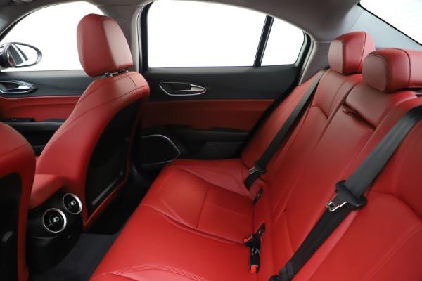 New 2020 Alfa Romeo Giulia Q4 for sale Sold at Pagani of Greenwich in Greenwich CT 06830 19