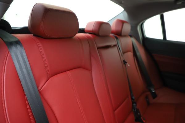 New 2020 Alfa Romeo Giulia Q4 for sale Sold at Pagani of Greenwich in Greenwich CT 06830 26
