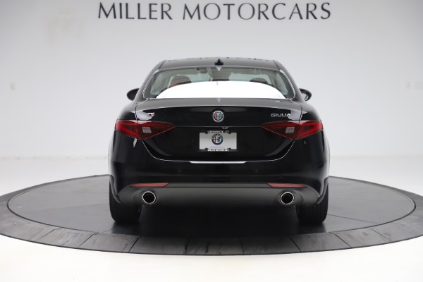 New 2020 Alfa Romeo Giulia Q4 for sale Sold at Pagani of Greenwich in Greenwich CT 06830 6