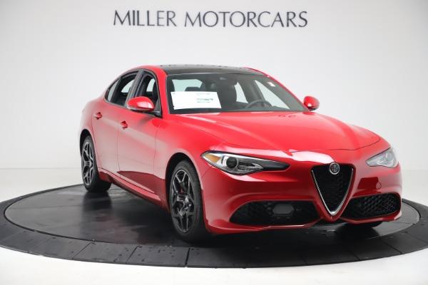 New 2020 Alfa Romeo Giulia Sport Q4 for sale $47,790 at Pagani of Greenwich in Greenwich CT 06830 11
