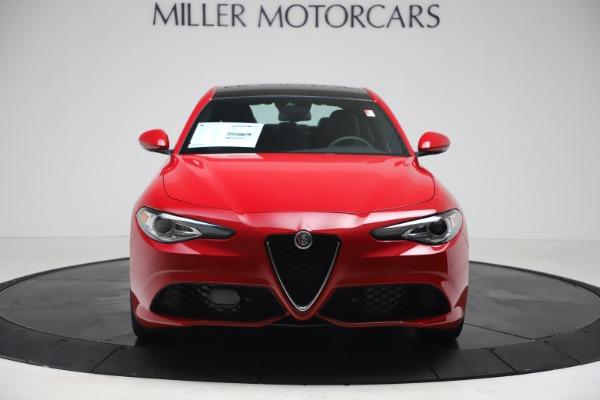 New 2020 Alfa Romeo Giulia Sport Q4 for sale $47,790 at Pagani of Greenwich in Greenwich CT 06830 12