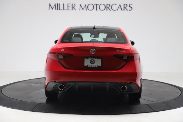 New 2020 Alfa Romeo Giulia Sport Q4 for sale $47,790 at Pagani of Greenwich in Greenwich CT 06830 6