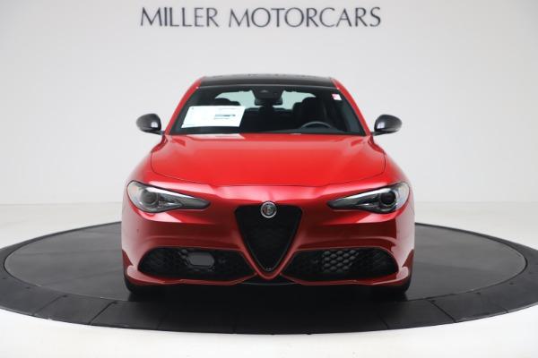 New 2020 Alfa Romeo Giulia Ti Sport Q4 for sale $56,690 at Pagani of Greenwich in Greenwich CT 06830 12