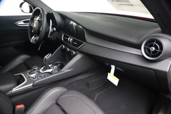 New 2020 Alfa Romeo Giulia Ti Sport Q4 for sale $56,690 at Pagani of Greenwich in Greenwich CT 06830 22