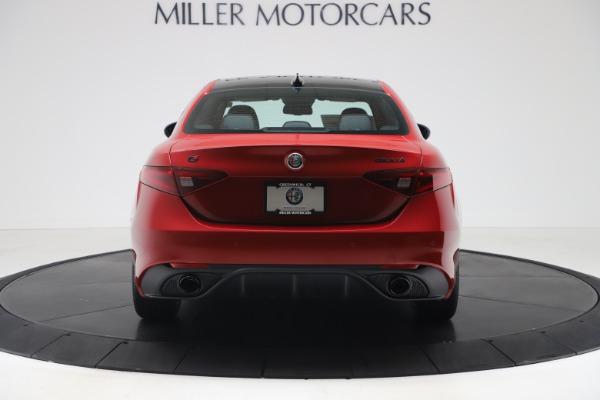 New 2020 Alfa Romeo Giulia Ti Sport Q4 for sale $56,690 at Pagani of Greenwich in Greenwich CT 06830 6