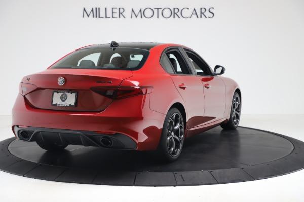 New 2020 Alfa Romeo Giulia Ti Sport Q4 for sale $56,690 at Pagani of Greenwich in Greenwich CT 06830 7