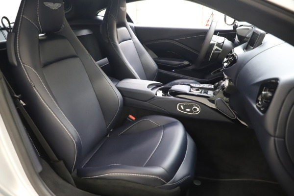 New 2020 Aston Martin Vantage Coupe for sale Sold at Pagani of Greenwich in Greenwich CT 06830 19